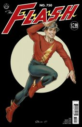 The Flash #750 1940s Variant Edition