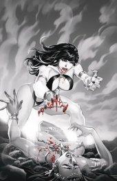Vampirella / Dejah Thoris #1 Philip Tan Variant C