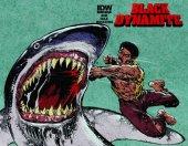 Black Dynamite #1 Subscription Variant