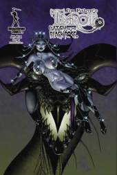 Tarot: Witch of the Black Rose #114