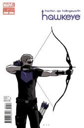 Hawkeye #2 2nd Printing