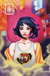 Go Go Power Rangers #29 1:20 Vidal Cover
