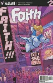 Faith #2 Cover E Eisma