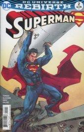 Superman #2 Variant Edition