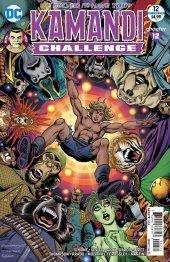 The Kamandi Challenge #12 Garcia Lopez Variant Edition