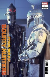 Star Wars: Bounty Hunters #1 1:10 Movie Variant