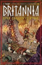 Britannia: Lost Eagles of Rome #3 Cover C 1:20 Cover Guinaldo