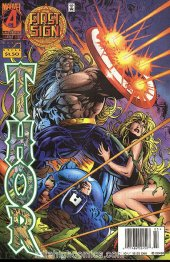 The Mighty Thor #496 Newsstand Edition