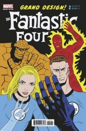 Fantastic Four: Grand Design #2 Jim Rugg Variant
