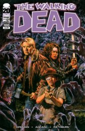 The Walking Dead #100 Cover E