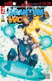 Quantum & Woody #2 Cover D Pre-Order Edition