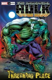 The Immortal Hulk: The Threshing Place #1 Variant Edition
