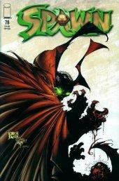 Spawn #78 Original Cover