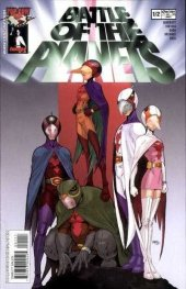 BATTLE OF PLANETS SKETCHBOOK 2002 1ST PRINTING BAGGED /& BOARDED TOP COW COMICS