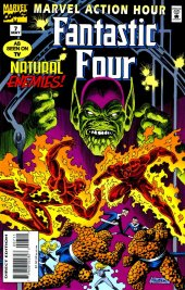 Marvel Action Hour: Fantastic Four #7
