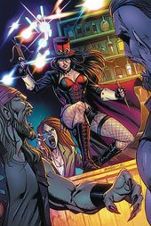 Van Helsing Vs. League Monster #2 Cover B Goh