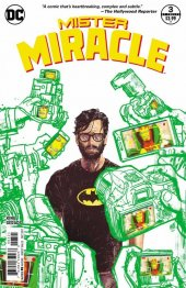 Mister Miracle #3 Variant Edition