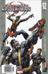 Ultimate Spider-Man #92 Newsstand Edition