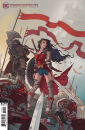 Wonder Woman #754 Card Stock Variant Cover