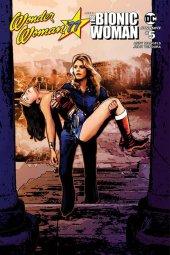 wonder woman '77 meets bionic woman '77 #5