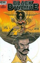 Black Dynamite #3 Subscription Variant