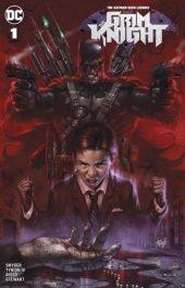 The Batman Who Laughs: The Grim Knight #1 Scorpion Comics Exclusive Lucio Parrillo Trade Dress Variant
