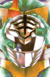 Mighty Morphin Power Rangers / Teenage Mutant Ninja Turtles #4 Retailer Variant