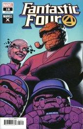 Fantastic Four #18 Greg Smallwood Marvels X Variant