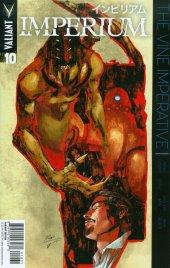 Imperium #10 Cover C De La Torre