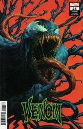 Venom #25 Dave Rapoza Variant