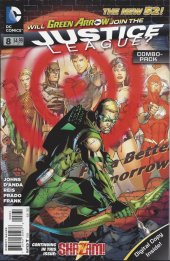 Justice League #8 Combo Pack
