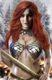 Red Sonja #19 Piper Rudich Variant