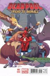 Deadpool #2 Gurihiru Variant