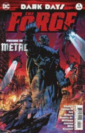 Dark Days: The Forge #1 Second Printing
