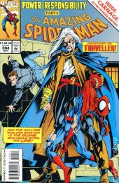 the amazing spider-man #394