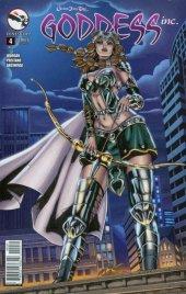 Grimm Fairy Tales Presents Goddess Inc. #4 Cover C Cucca