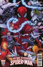 Peter Parker: The Spectacular Spider-Man #300 Kubert Variant