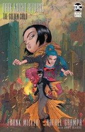 Dark Knight Returns: The Golden Child #1 Original Cover