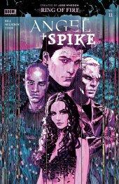 Angel & Spike #11 Original Cover
