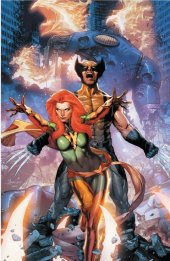 X-Men #2 Jay Anacleto Exclusive Virgin Limited Variant DX