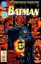 batman #530 special glow in the dark cover