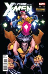 Wolverine and the X-Men #31 Wolverine Variant