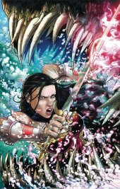Grimm Fairy Tales #33 Cover B Tolibao