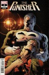 The Punisher #4 Zeck Hidden Gem Variant
