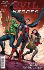 E.V.I.L. Heroes #6