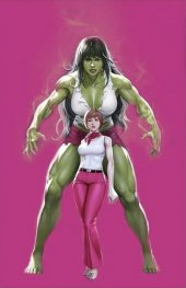 Immortal She-Hulk #1 InHyuk Lee Variant B