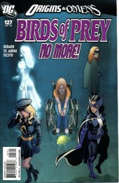 #60 December 2003 DC NM Birds of Prey 1999 Series 9.2
