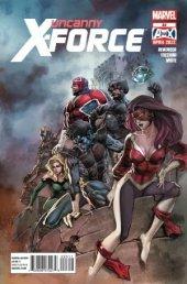 Uncanny X-Force #23