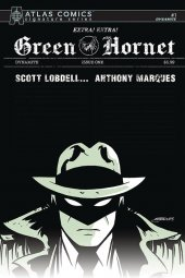Green Hornet #1 Marques Sgn Atlas Cover