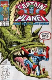 Captain Planet and the Planeteers #2